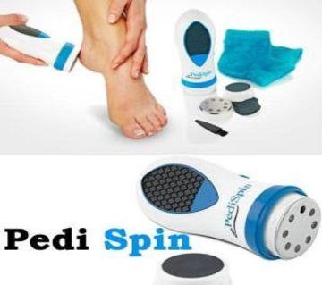 pedi spin machine