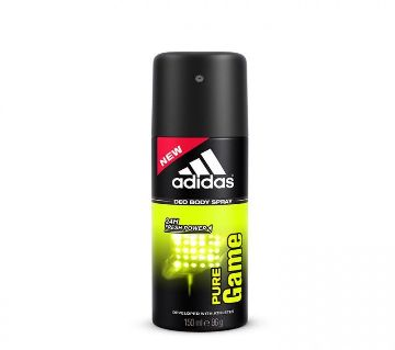 Adidas  Pure Game M  Deo Spray 150ML-spain   104  PBL