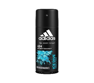 Adidas Deo Body Spray- 150ml-spain