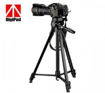 DIGIPOD TR452 Aluminum Lightweight 53inch Camera Tripod