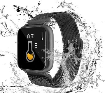 Q1 BT5.0 Smart Watch Bracelet Heart Rate Monitor IP68 Waterproof For IOS Android  CHG