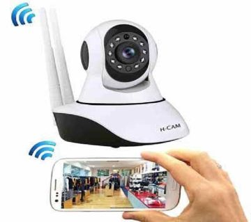 Wireless IP Security camera  9  HMS 1.3 Mega Pixel