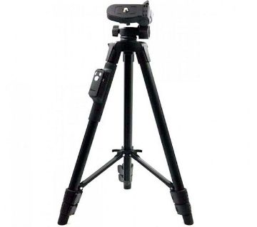 Yunteng VCT-5208 Bluetooth Professional Tripod Camera Stand Black  DNM