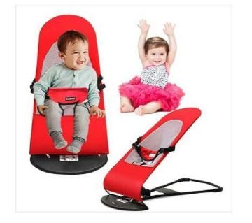 Comfortable Baby Bouncer Chair Red  52  HMS