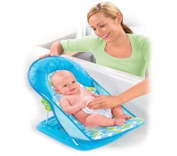 Comfortable Deluxe Baby Bather