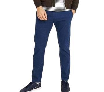 Gabardine Pant Royal Blue Color