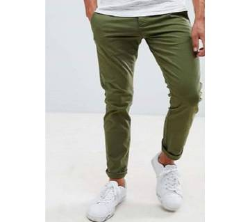 Gabardine Pant Light Gray Color