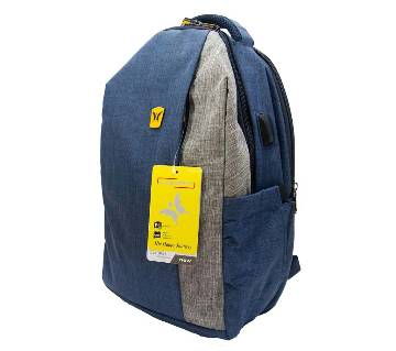 Loupin Backpack-Blue