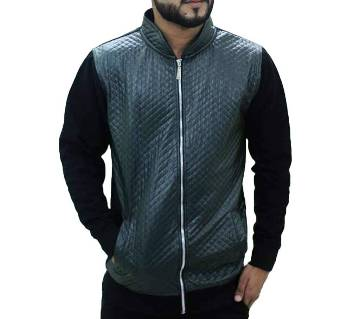 Artificial Leather Mens Jacket