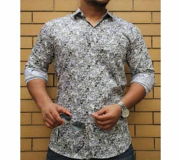 Indian print Casual Shirt 02