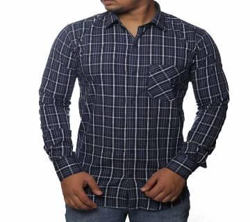 Casual Check Shirt 1
