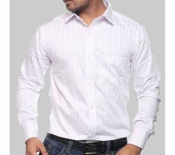 Indian Cotton Formal Shirt