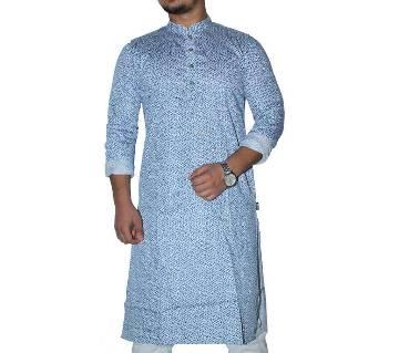Indian Print Cotton Panjabi