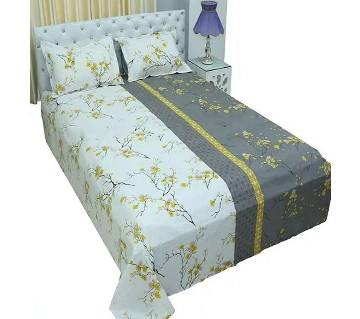 king size double bed Sheets bed Sheets 127-gray
