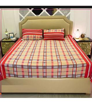 king size double bed Sheets bed Sheets 20 -red