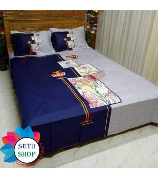 king size bedsheet and cover