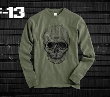 Mens Full Sleeve Sweatshirt
