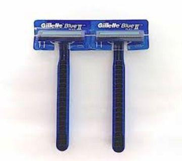Gillette Blue 2 Razor - RA0005-India