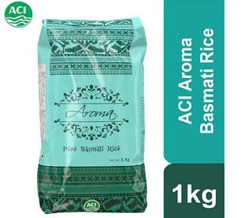 ACI Aroma Bashmoti Rice - 1 kg