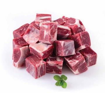 Bengal Meat Mutton Bone In - 1 kg (Raw Meat)