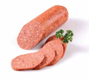 Bengal Meat Beef Pepperoni - 200 gm (Cold Cut - Ready To Eat)