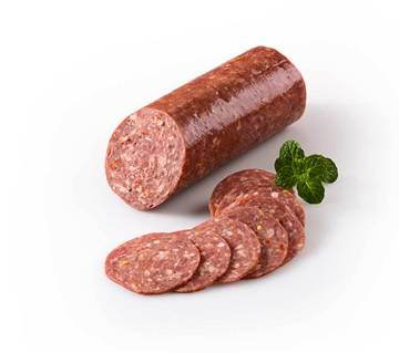 Bengal Meat Beef Chilli Salami - 200 gm (Cold Cut - Ready To Eat)