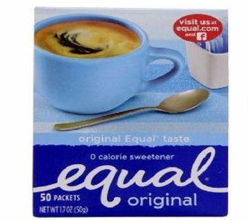 Merisant Equal Sachet 50s
