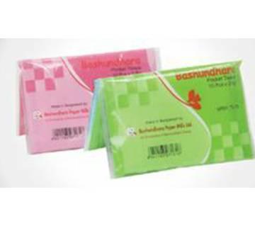 Bashundhara Wallet Tissue (Pink)