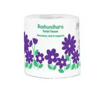 Bashundhara Toilet Tissue ( White)