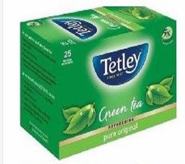 Tetley Green Tea Bag - Regular - 25pcs/37.5g
