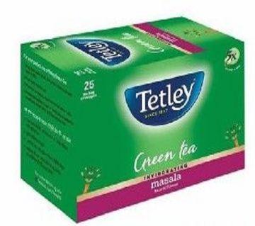 Tetley Green Tea Bag - Masala - 25pcs/37.5g
