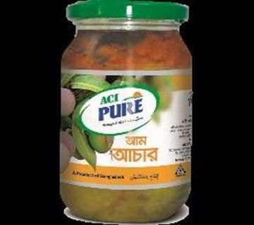 ACI Pure Mango Pickle - 400 gm - ACIFOOD-327000