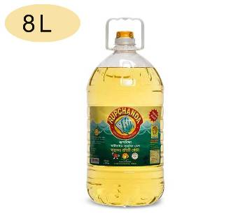 Rupchanda soyabean oil - 8KG - BEOL-323216
