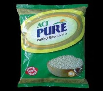 ACI Pure Puffed Rice - 500 gm