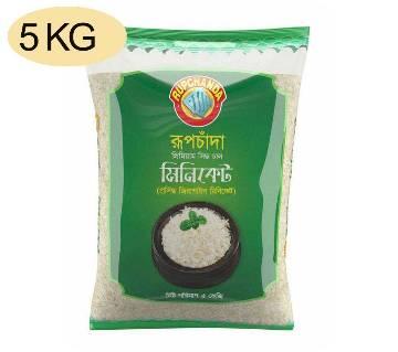 Rupchanda miniket rice- 5 KG