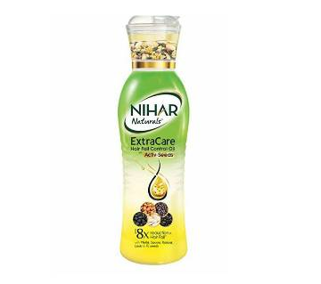 Nihar Naturals Extra Care Hairfall Control Oil 200 ml
