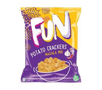 ACI Fun Potato Crackers (Masala Mix) - 20 gm - ACIFOOD-327029