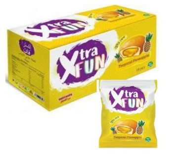 ACI Xtra FUN Plain Cake Tropical Pineapple - 23 gm