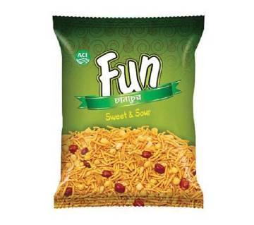 ACI Fun Chanachur Sweet & Sour - 170 gm
