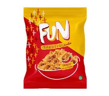 ACI Fun Chanachur Hot & Spicy - 18 gm