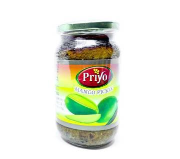 Priyo Mango pickles 400gm