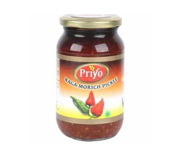 Priyo Naga Peper Pickles 400gm