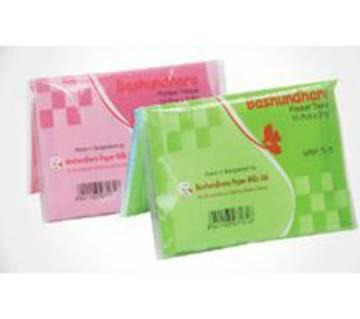 Bashundhara Wallet Tissue (White)