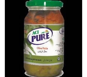 ACI Pure Olive Pickle - 400 gm - ACIFOOD-327002