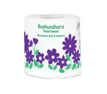 Bashundhara Toilet Tissue (White) - 12 pcs