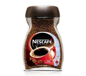 Nescafe Classic Coffee (Glass Bottle) 50 gm
