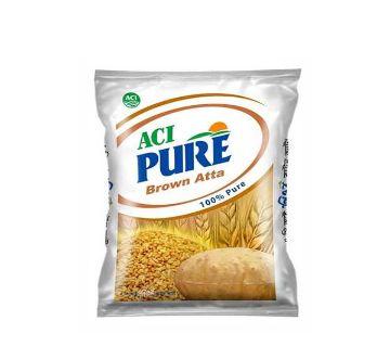 ACI Pure Brown Atta (1kg)
