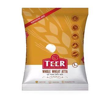 Teer Whole Wheat Atta 1kg