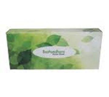 Bashundhara Facial Tissue White 60X2 Pcs