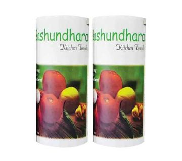 Bashundhara Kitchen Towel (2 Roll)